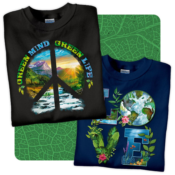 Earth Day Shirt Sale