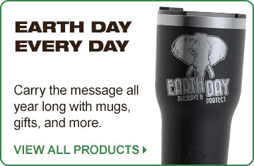 Earth Day T-Shirts and Gifts
