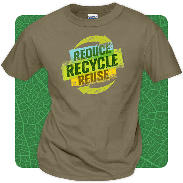 America Recycles Day T-Shirts